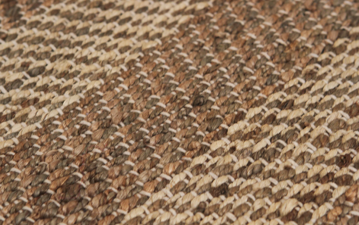 Buy Jute Rugs Herringbone Brown Jute Rug Rugspot