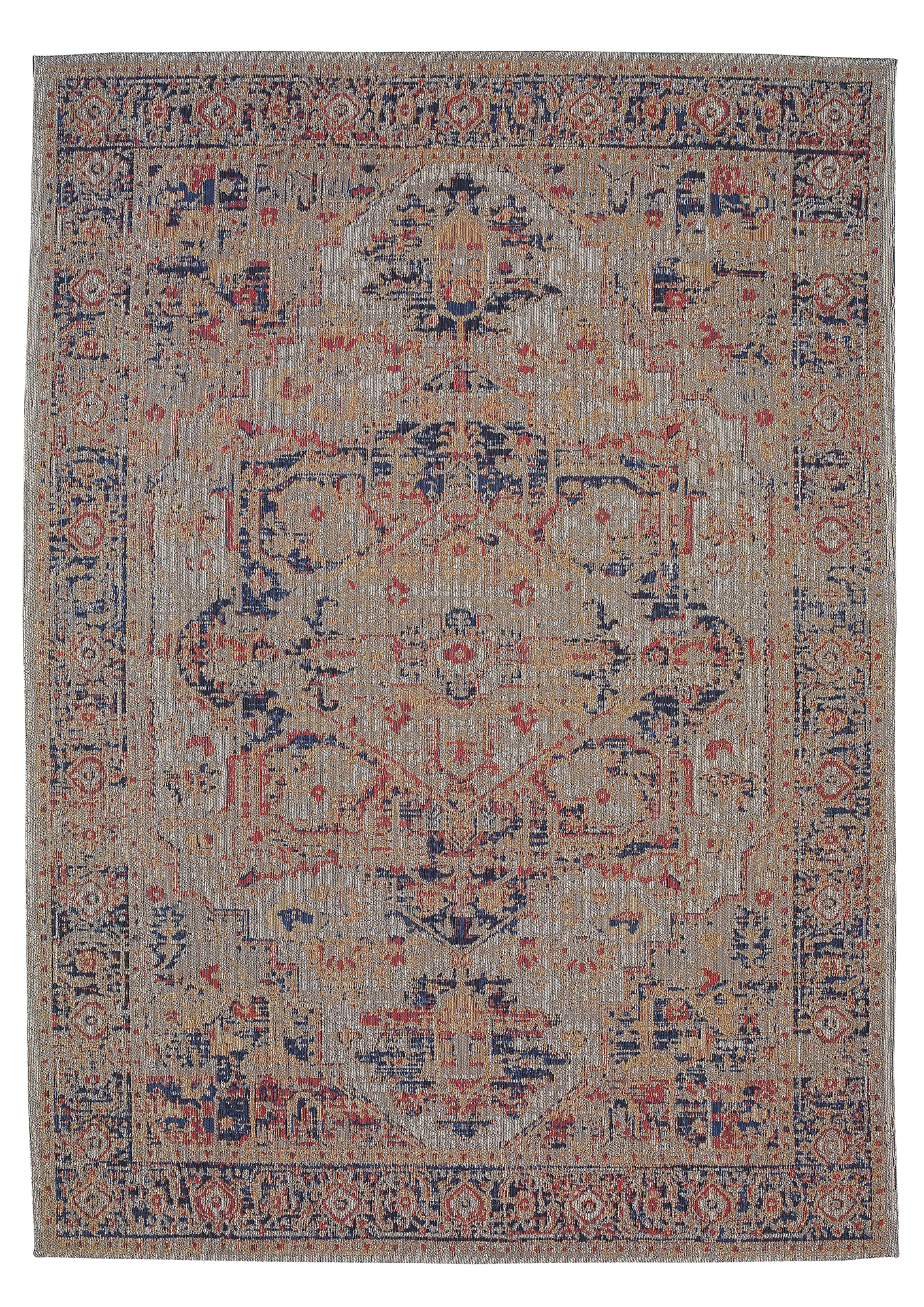 Cape 400 Multi Transitional Rug