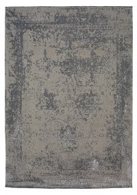 Cape 450 Silver Modern Synthetic Rug