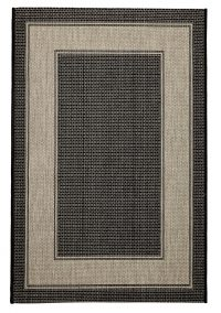 Craft 391 Black Outdoor Rug
