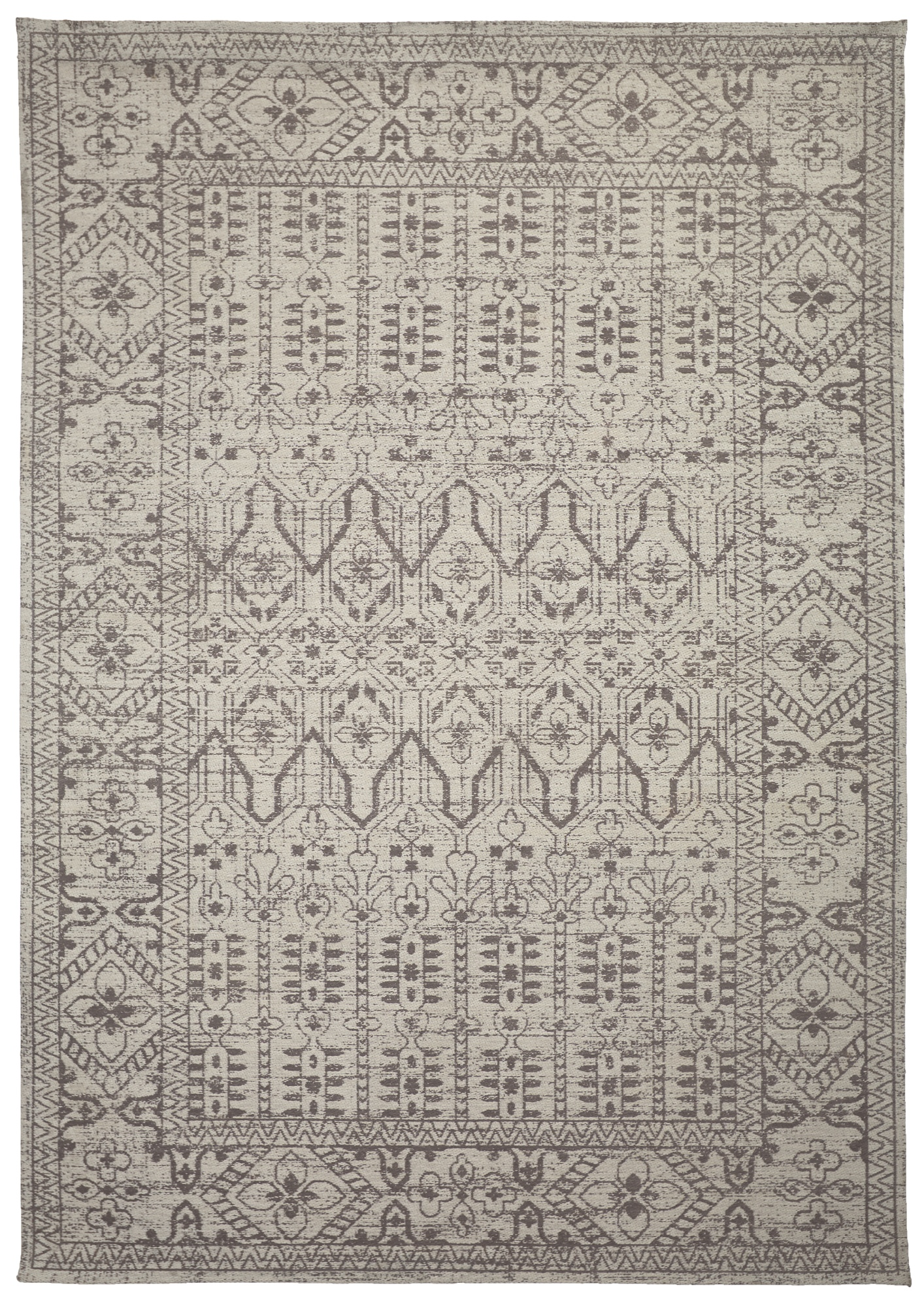 Highpoint 18 Grey Traditional Rug