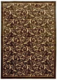 Majesty 432 Black Traditional Rug