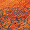 Versa 2690 Rust Traditional Silk Rug